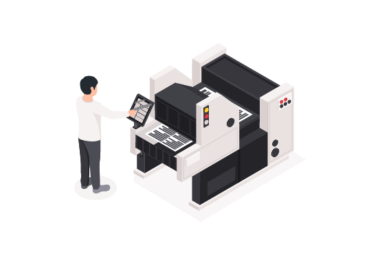 Serviço de Instalação de Equipamento oferecido pela Inking Automação Industrial